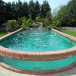 over the ground pool