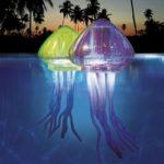 pool lights floating
