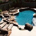 pool slide cost
