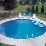 price inground pool