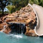 slide for inground pool