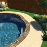 small inground pool cost