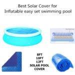 solar swimming pool covers