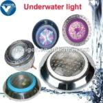 swimming pool lights underwater