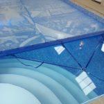 swimming pool tarp covers