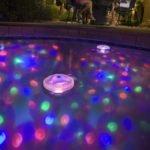 underwater led pool lights
