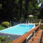 up ground pool