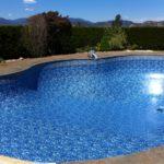 vinyl swimming pool liners