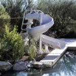 zoomerang pool slide