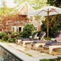 shade a pool