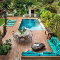 Different ideas for pool design