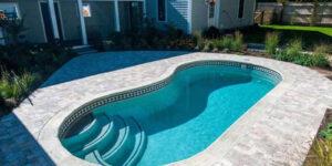 kidney shaped pools