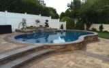 Main information about recessed pools