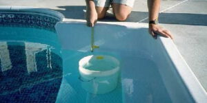 The price of a pool leak