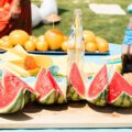 how to organize a pool party