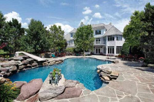 average cost of an inground pool in Pennsylvania