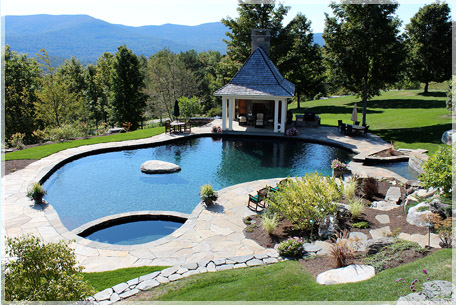 best inground pools in New Hampshire