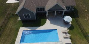 fiberglass inground pools in Ohio