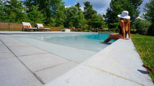 fiberglass inground pools Indiana