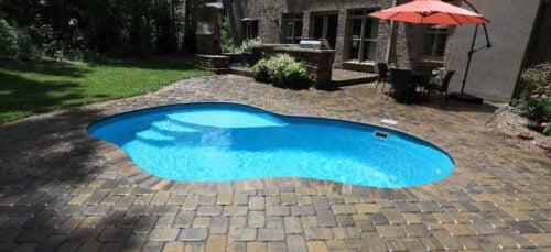 inground fiberglass pools in New Jersey