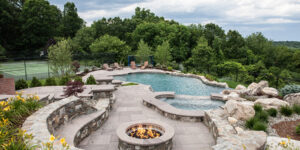 inground pool in new england