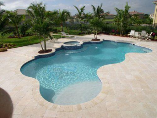 inground pools in Florida