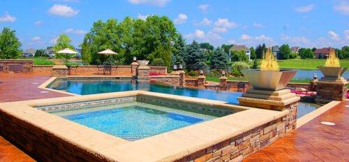 inground pools in Ohio