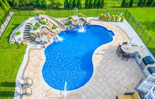 inground pools in NJ