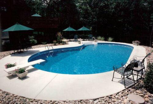 inground pools in York pa