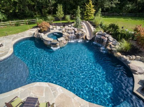 price for inground pool in New Jersey