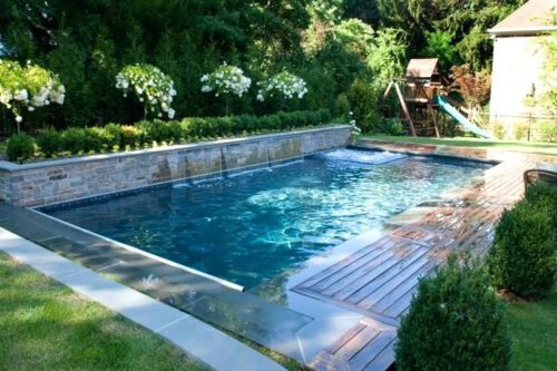 small inground pools in Florida