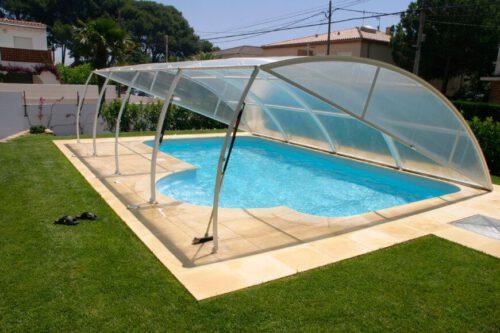 diy inground pool cover