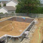 diy inground pool