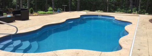 fiberglass inground pools in wisconsin