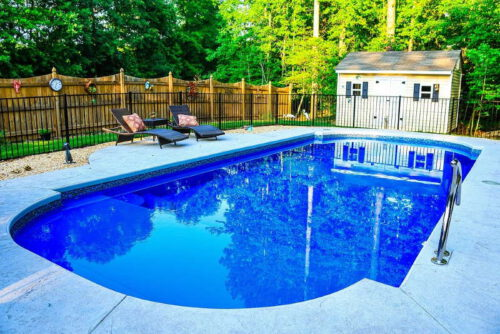 how much is an inground pool in wisconsin