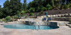 inground pools in Massachusetts