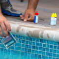pool chemicals testing