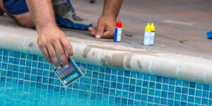 pool chemicals testing