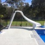pool slides australia