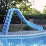 pool slides cheap