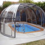 inground pool dome enclosures