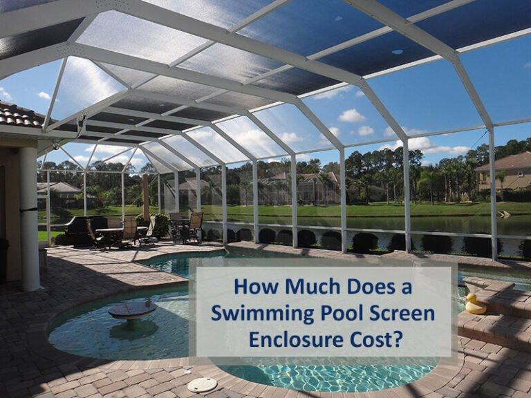inground pool enclosure prices
