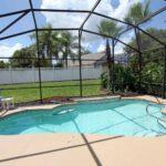 inground pool screen enclosures