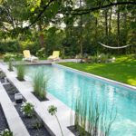 natural lap pool designs