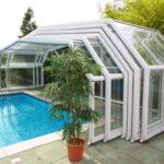 retractable inground pool enclosures