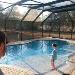 zero entry pool diy